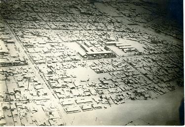 ふるさとの物語 第27回 「90年前の航空写真」~青森市街の様子伝える~