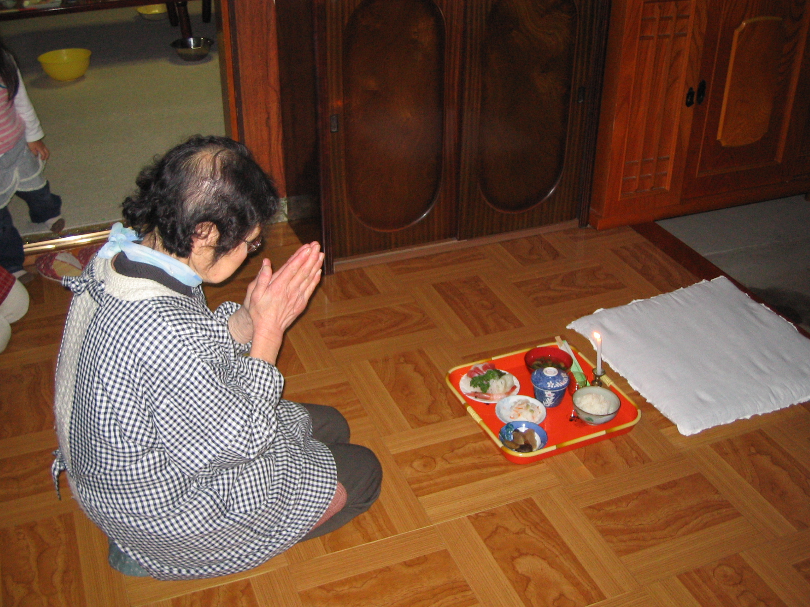 ふるさとの物語 第35回 「年越し夜の儀礼」~名も姿もなき神拝む~