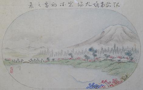 ふるさとの物語 第67回「弘前城下 南溜池」~防御施設から景勝地に~