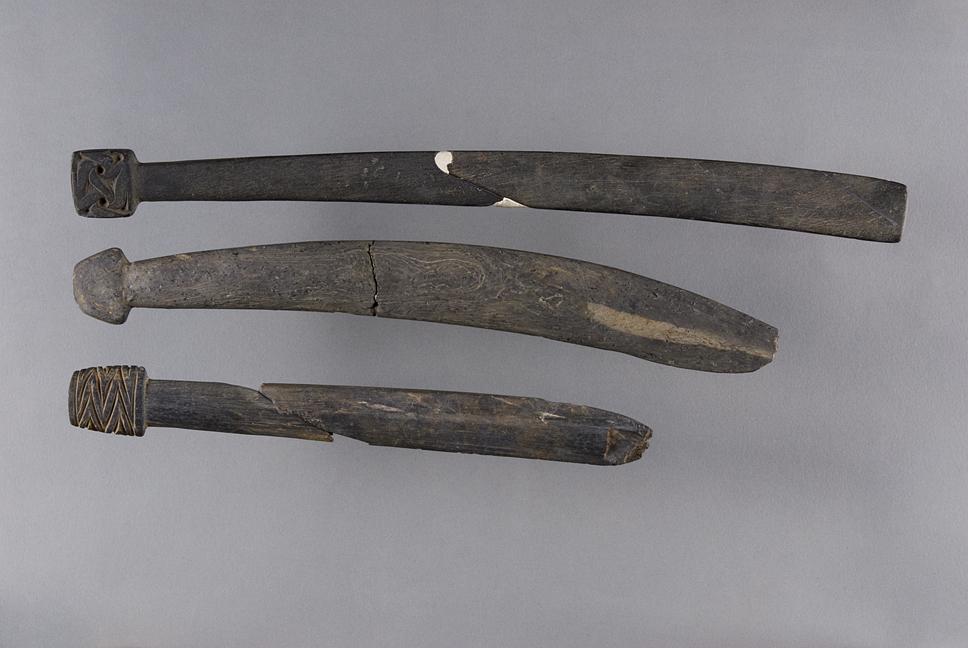 ふるさとの物語 第74回 「国重文・石刀」~武器ではなく儀礼の道具~