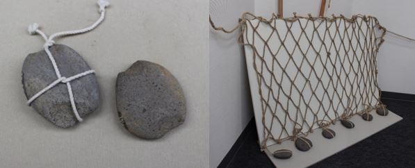 ふるさとの物語 第111回 石錘(せきすい) ~縄文時代の漁具か~