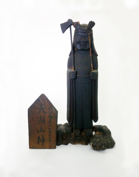 """ふるさとの物語 第201回 テンマさま         ~謎多い""""山の女神""""~"""