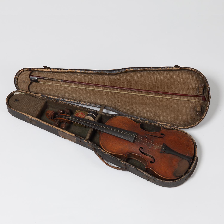 郡場寛 愛用バイオリン